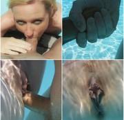 Geiler Sex im Pool….