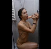 In der Dusche -part 2