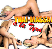 Die verfickte Tha i-Massage a la Tyra