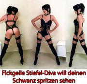 ALEXANDRA-WETT: Fickgeile Stiefel-Diva will dich spritzen sehen Download