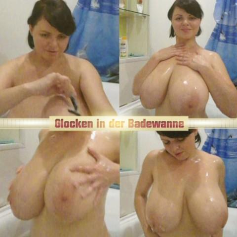 Glocken in der Badewanne