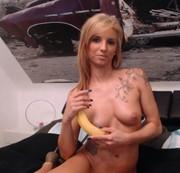 Banane vernascht ;)