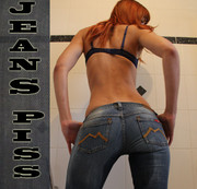 Jeans Piss