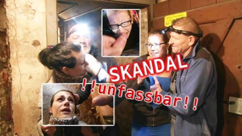 SKANDAL!! VERFOLGT UND BENUTZT