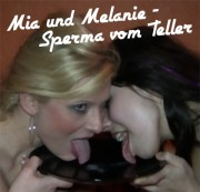 GB-CHIEF: Mia und Melanie - Sperma vom Teller Download