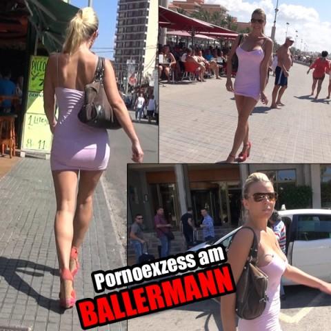 PORNOEXZESS AM BALLERMANN
