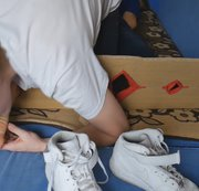 SERTIEL: Kissing and licking my friends feet Download