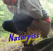 Herrlicher Naturpiss