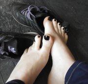 Stinke Füßchen & Sneaker