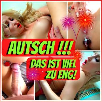 AUTSCH – Viel zu eng!