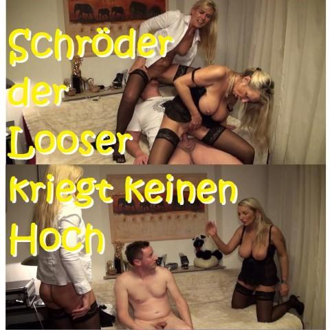 Schröder der Looser...