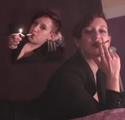 Ich rauche und DU wichst!