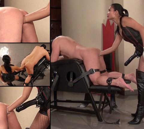 Gefistet von der Exotischen Mistress