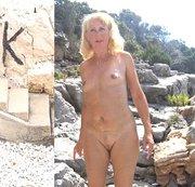 Am FKK Strand gefickt und Spermawalk