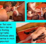 Mit Sperma voll Gepumpt. 3 .Teil Tittenficker