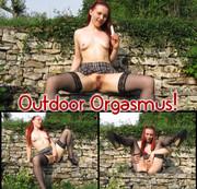 Outdoor Orgasmus!