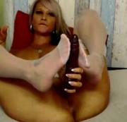 Würden ihre Füße jagen Ihre Penis?