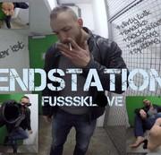 HIER IST ENDSTATION! FUSSSKLAVE!