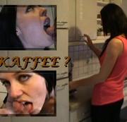 Kaffee ... aber bitte mit Sahne