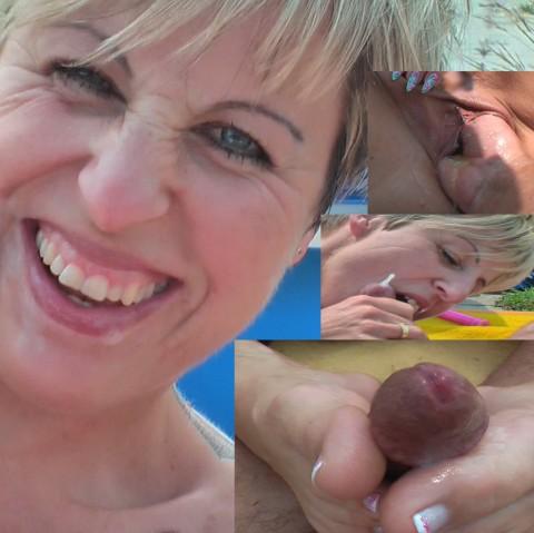 Spermageil und verrückt nach SEX in PUBLIK!!