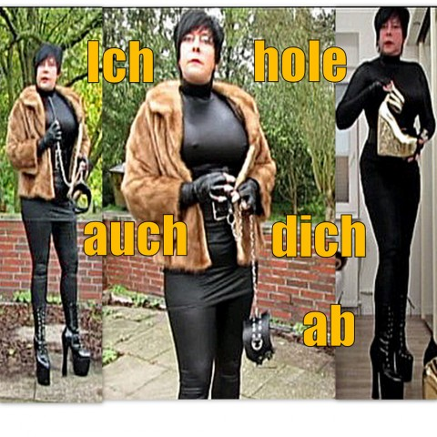 Besuch Lady Julia – Real